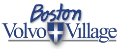 Boston Volvo Village logo