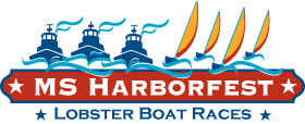 MS Harborfest Lobster Boat Races logo
