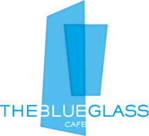 Blue Glass Cafe logo